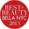 Bella NYC magazine award 2013